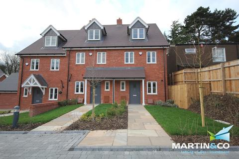 3 bedroom end of terrace house to rent - Harborne Square, Weather Oaks, Harborne, B17