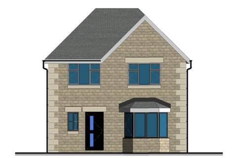 4 bedroom detached house for sale - Plot 4, Shepherds View, Killamarsh