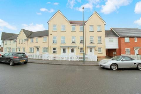 3 bedroom terraced house for sale - St. Johns Way, Edenbridge