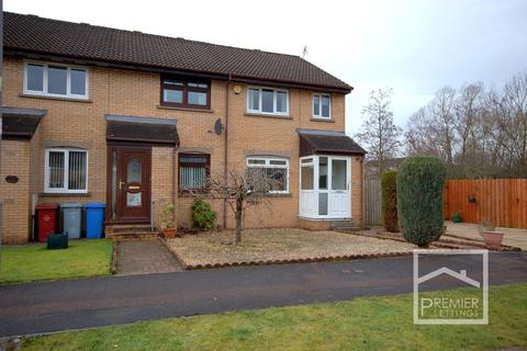 3 bedroom end of terrace house to rent - Croft Wynd, Uddingston