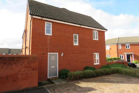 3 bedroom semi-detached house to rent - Resolution Road, Exeter
