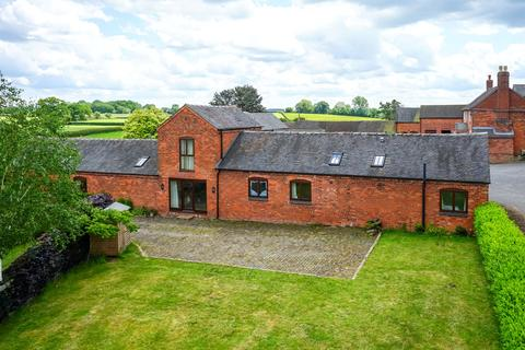 4 bedroom barn conversion for sale - Aspley Lane, Chatcull, Stafford