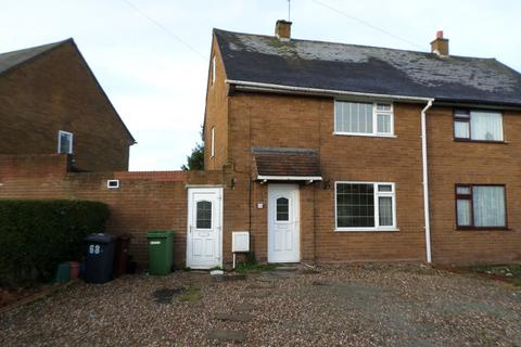 2 bedroom semi-detached house to rent - Snape Road, Wednesfield WV11
