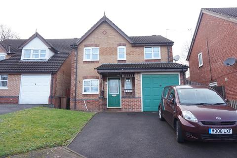 4 bedroom detached house for sale - Cwrt Y Coed, Blackwood, NP12