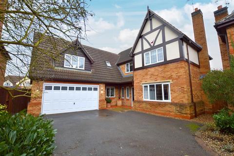 5 bedroom detached house for sale - Radbourne Gate, Mickleover, Derby