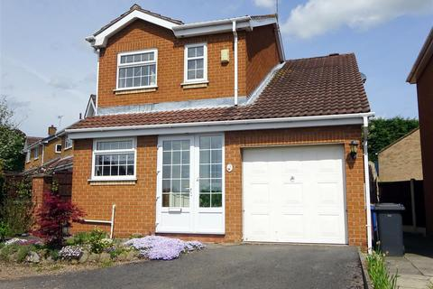 3 bedroom detached house for sale - Countisbury Drive, Oakwood, Derby