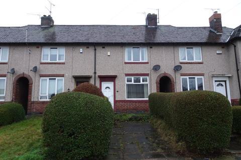 2 bedroom terraced house to rent - Bullen Road, Foxhill, Sheffield, S6 1DE