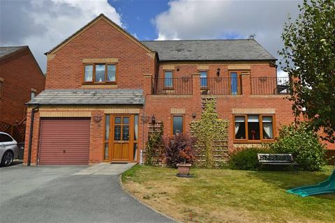 4 bedroom detached house for sale - 18, Oak View, Sarn, Newtown, Powys, SY16
