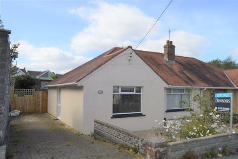 2 bedroom semi-detached bungalow for sale - North Road, Swansea, SA4