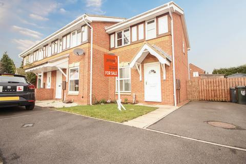 2 bedroom end of terrace house for sale - Woodlea, Forest Hall, Newcastle Upon Tyne