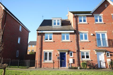 4 bedroom townhouse for sale - College Green Walk, Mickleover, Derby