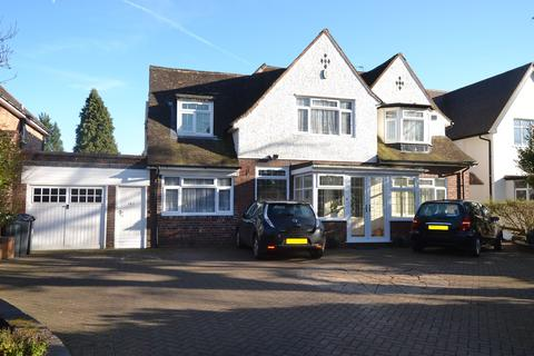 5 bedroom detached house for sale - Russell Road, Moseley, Birmingham, B13