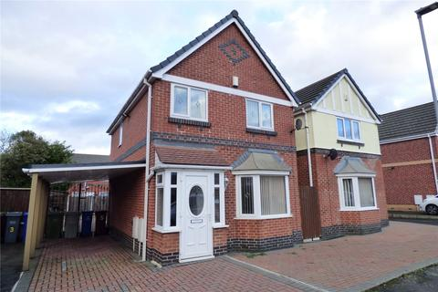 3 bedroom detached house for sale - Carville Road, Blackley, Greater Manchester, M9