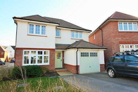 4 bedroom detached house for sale - Bishops Way, Exeter