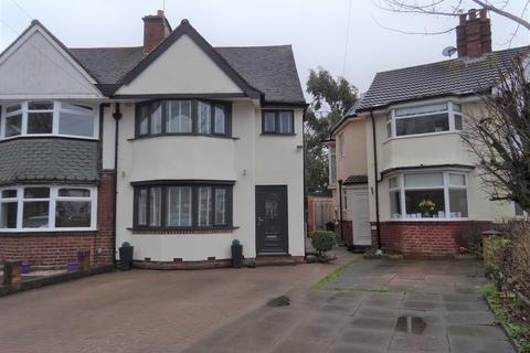 3 Bedroom Semi Detached House For Sale Homecroft Road Yardley
