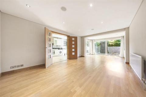 4 bedroom semi-detached house to rent - Bathgate Road, SW19