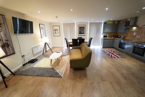 6 bedroom flat to rent - Huntingdon Street, City Centre