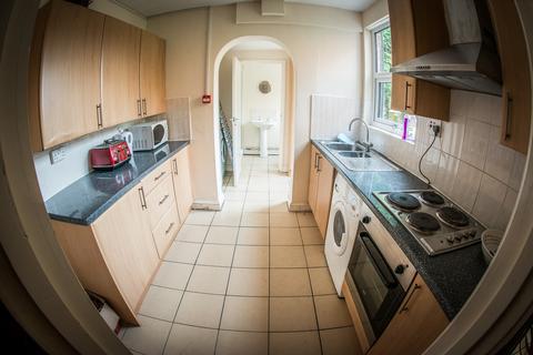 5 bedroom detached house to rent - Park Avenue, West Bridgford
