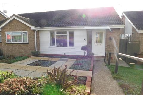 2 bedroom semi-detached bungalow for sale - Woodcote, Stowmarket