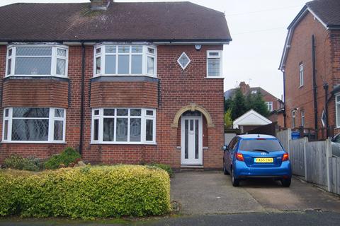 3 bedroom semi-detached house to rent - Elms Avenue, Littleover, Derby DE23