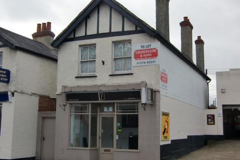 Shop to rent - Guildford Road, Bagshot, Surrey GU19 5JH