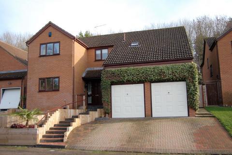 4 bedroom detached house for sale - Tall Trees, West Hunsbury, Northampton NN4 9XZ