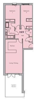 2 bedroom flat for sale - Canonmills Garden, Rubus 15/3, Warriston Road, Edinburgh, EH7