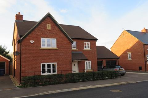 4 bedroom detached house for sale - Sorrel Crescent, Wootton, Northampton, NN4