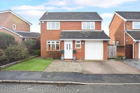 4 bedroom detached house for sale - Crud Y Gwynt, Mynydd Isa, Mold, CH7
