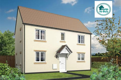 3 bedroom semi-detached house for sale - Little Meadows, Goonhavern, TRURO, Cornwall