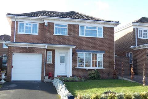 4 bedroom detached house for sale - Oakwood Garth, Lees LS8