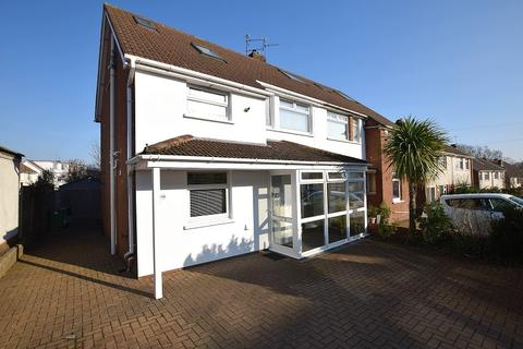 4 bedroom semi-detached house for sale - Heol Ffynnon Wen , Cardiff. CF14 7TP