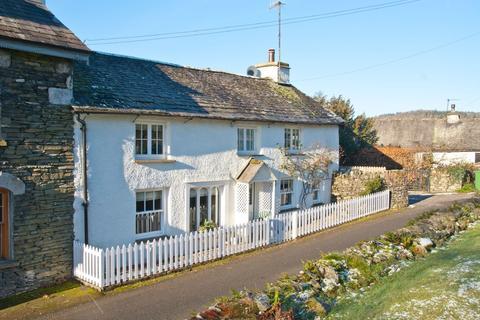 3 bedroom semi-detached house for sale - Church Cottage, Far Sawrey, Cumbria, LA22 0LH
