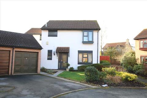3 bedroom detached house for sale - Henry Williamson Court, Barrs Court, Bristol