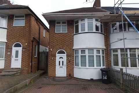 3 bedroom semi-detached house to rent - Marcot Road, Solihull, Solihull