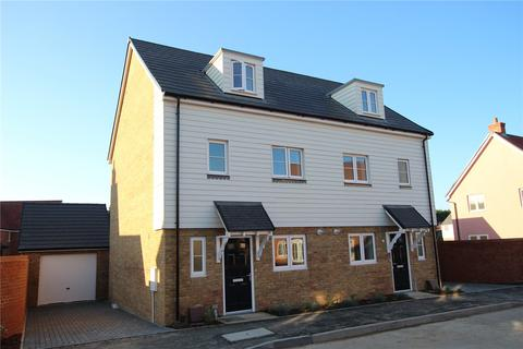 3 bedroom terraced house for sale - Sapphire Gardens, Mildenhall, Bury St Edmunds