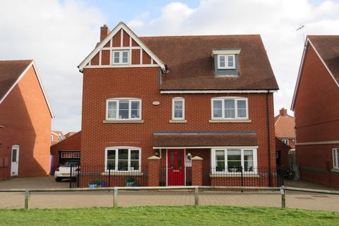 5 bedroom detached house for sale - Sam Harrison Way, Northampton, NN5