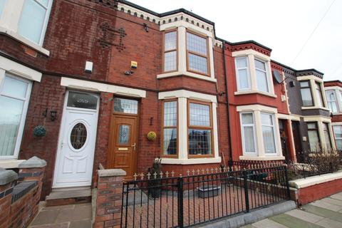 3 bedroom terraced house for sale - Bedford Road, Bootle, Bootle, L20