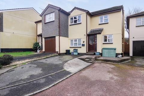 4 bedroom semi-detached house for sale - Greenacre Close, North Tawton