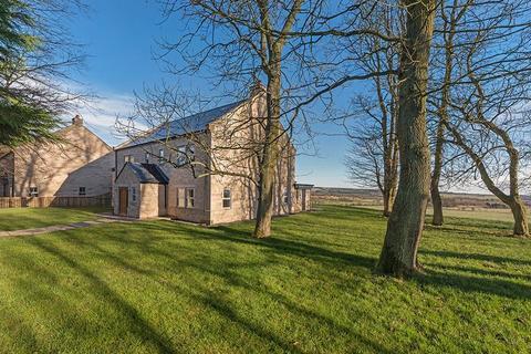5 bedroom detached house for sale - Plot 2 Sea View Longframlington
