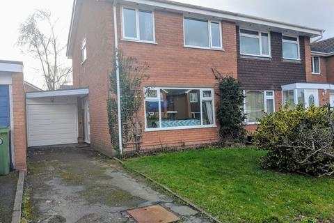 3 bedroom semi-detached house for sale - Mulberry Close, Church Aston, Newport