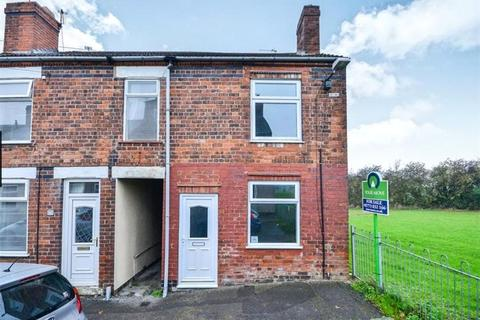 2 bedroom end of terrace house for sale - Queen Street, Pinxton