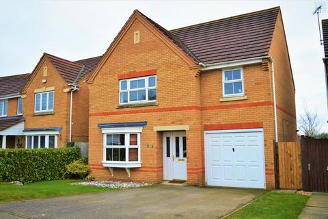4 bedroom detached house for sale - Spartan Close, Northampton, NN4 6JW