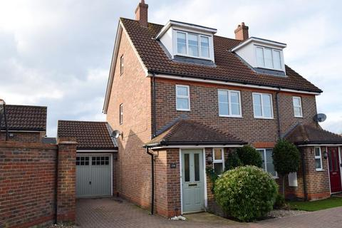 3 bedroom semi-detached house for sale - Malkin Drive, Church Langley, Harlow, Essex, CM17 9HQ