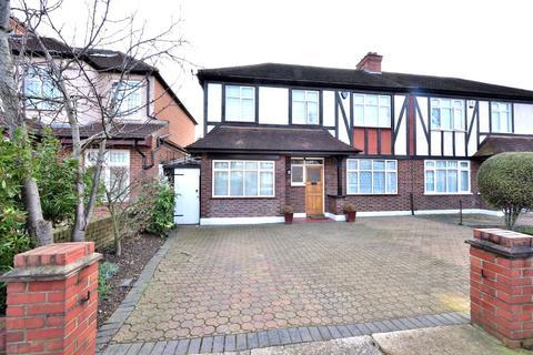 4 bedroom semi-detached house for sale - Melbury Avenue, Southall, UB2