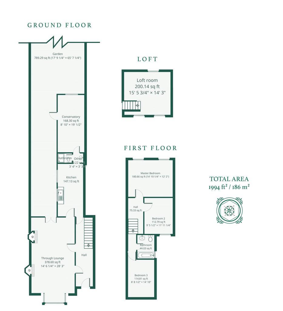 Floorplan 1 of 4: 2 D Floorplan