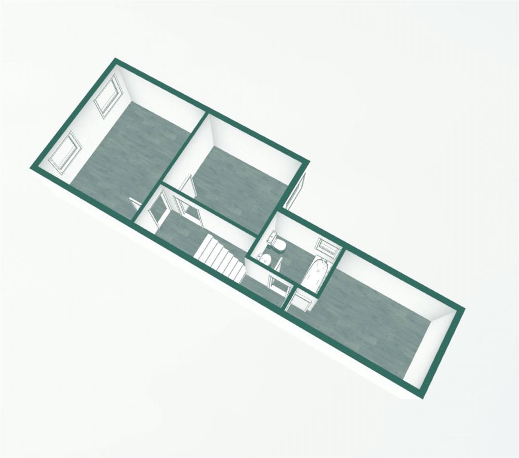Floorplan 3 of 4: First Floor 3 D