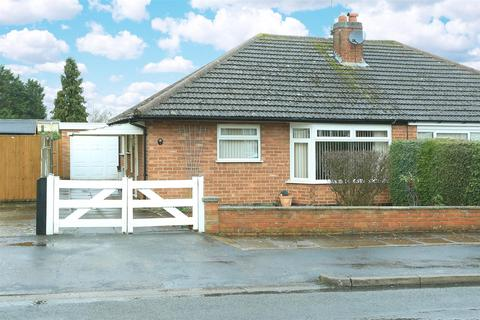 2 bedroom semi-detached bungalow for sale - Brampton Way, Oadby, Leicester