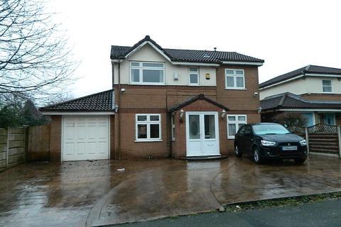 4 bedroom detached house for sale - Lindsay Road, Manchester