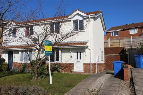 2 bedroom semi-detached house to rent - Danebridge Crescent, Oakwood
